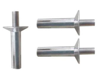 Zakovice z aluminijastim kladivom