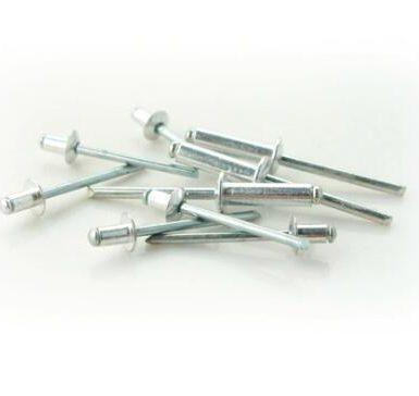 Asme inčni standardni aluminijasti slepi kovice