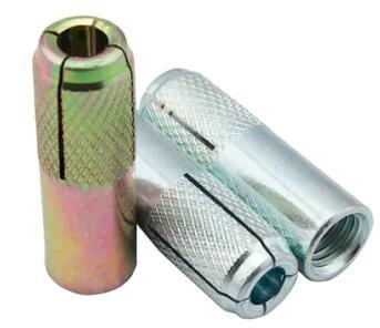 Karbonsko pocinkano kapljeno jeklo v sidru M6 do M20