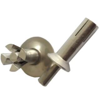 Aluminijasti pogonski koviček glave kladiva Csk
