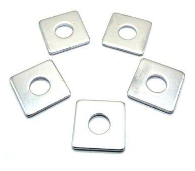 Cink kvadratna podložka iz ogljikovega jekla
